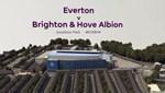 Everton 1- 0 Brighton