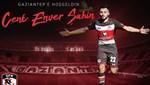 Cenk Enver Şahin'in durağı Gaziantep FK