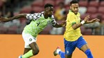 ÖZET: Brezilya 1-1 Nijerya