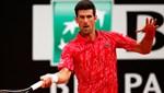ATP Roma'da şampiyon Novak Djokovic