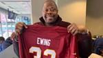 NBA efsanesi Patrick Ewing, corona virüsüne yakalandı