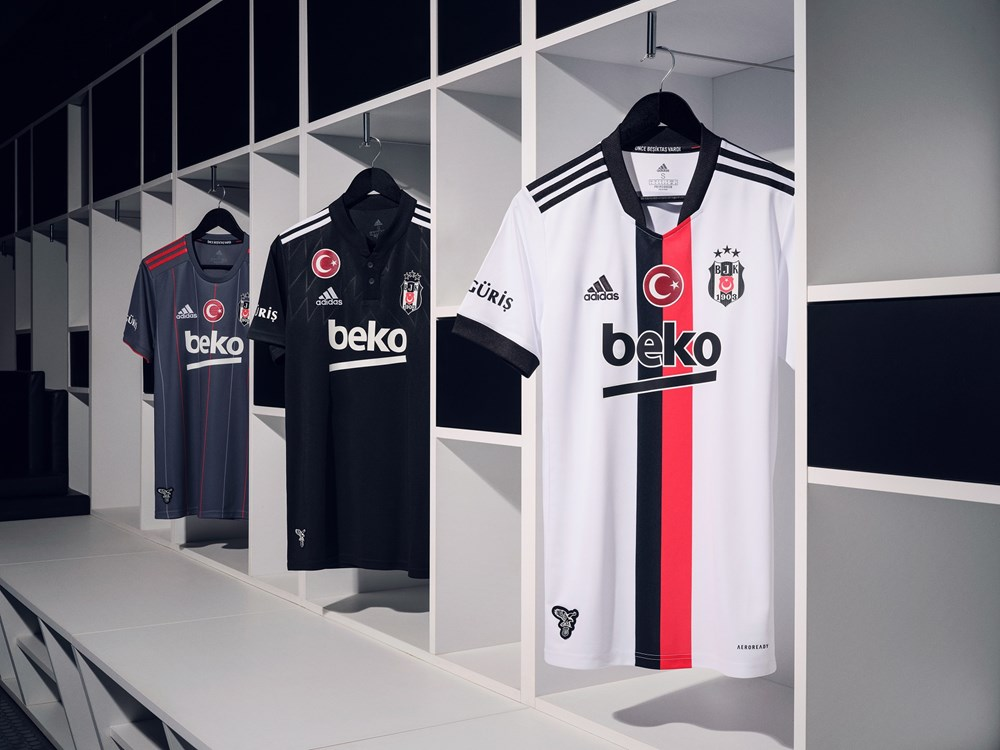 İşte Beşiktaş'In Yeni Sezon Formaları - 5. Foto