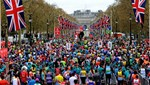 Londra Maratonu'na rekor katılım
