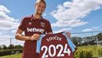 West Ham United, Soucek'i renklerine bağladı