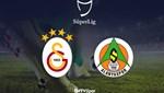 Galatasaray - Alanyaspor (Canlı anlatım)