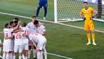 EURO 2020 Slovakya 0-5 İspanya (Maç sonucu)