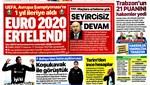 Sporun Manşetleri (18 Mart 2020)