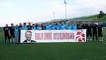 Trabzonspor'da başkan Ağaoğlu'nun Babalar Günü kutlandı