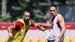 Galatasaray'da Taylan sevinci