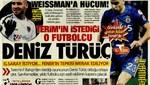 Sporun Manşetleri (30 Ağustos 2020)