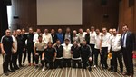 Slaven Bilic, UEFA Pro Lisans Kursu'na konuk oldu