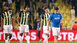 Taraftardan Fenerbahçeli futbolculara tepki