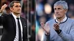 Barcelona'da Ernesto Valverde dönemi sona erdi