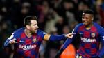 Barcelona: 1 - Granada: 0   Maç sonucu