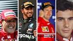 Tüm zamanların en hızlı Formula 1 pilotları!