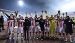 Kızılyıldız'da futbolculardan fedakarlık