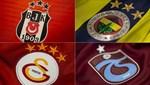 Beşiktaş, Fenerbahçe, Galatasaray ve Trabzonspor'un toplam borcu