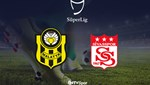 Yeni Malatyaspor - Sivasspor (Canlı anlatım)