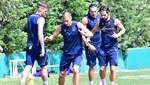 Başakşehir, Galatasaray maçı hazırlıklarına başladı