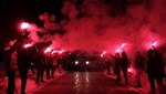 Eksi 12 derecede Fenerbahçe coşkusu