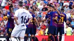 Camp Nou'da gol yağmuru