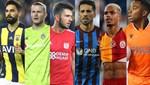 Süper Lig'in zirve takımlarında sezon sonu sözleşmesi bitecek futbolcular