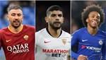 Avrupa'da sezon sonu sözleşmesi bitecek futbolcular (2020)