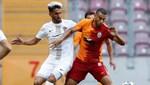 Galatasaray ile Hatayspor 1-1 berabere kaldı