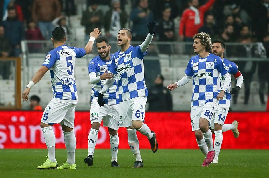 Beşiktaş - Erzurumspor maç sonucu: 2-3 ile ilgili görsel sonucu
