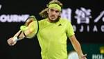 Nadal'ı eleyen Tsitsipas yarı finalde