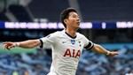 Premier Lig'de sezonun golü Heung-Min Son'dan!