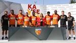 Kayserispor'da 9 futbolcu için imza töreni