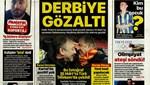 Sporun Manşetleri (25 Mart 2020)