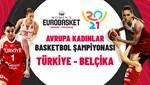 Türkiye 61-63 Belçika