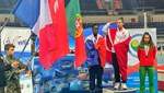 Esra Bayrak dünya şampiyonu