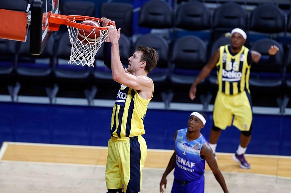 Fenerbahçe Beko 39 sayı fark attı, üçte üç yaptı | NTVSpor.net