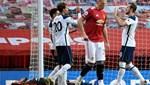 Manchester United: 1 - Tottenham Hotspur: 6 | Maç sonucu