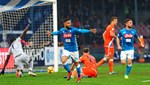 Napoli, SPAL'i tek golle geçti