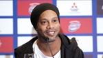 Ronaldinho cezaevinden mesaj gönderdi