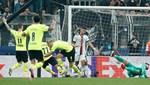 Beşiktaş bu sezon ilk kez gol yedi