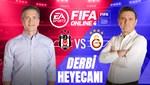 FIFA Online 4'te derbi provası... Nebil Evren ve Murat Kosova karşı karşıya