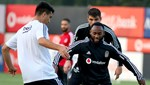 N'Koudou, Beşiktaş'taki ilk antrenmanına çıktı