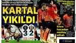Sporun manşetleri (16 Ekim 2021)