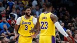 NBA'de LA Lakers rüzgarı esmeye başladı