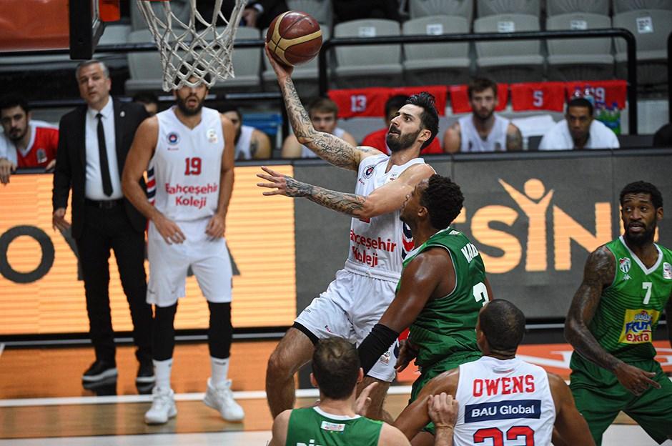 Bahçeşehir Koleji 101-71 Frutti Extra Bursaspor | Maç Sonucu | NTVSpor.net