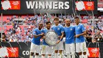 Community Shield kupası Manchester City'nin