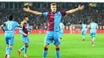 Trabzonspor, 3 büyüklere karşı son 12 maçta 1 kez yenildi