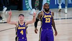 LA Lakers ile Milwaukee Bucks seride öne geçti
