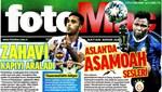 Sporun manşetleri (6 Eylül 2020)
