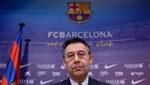 Gözaltına alınan eski Barcelona başkanı geceyi karakolda geçirecek